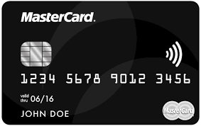 Web Credit Card from Mastercard