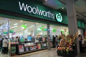 Woolworths Credit Card range