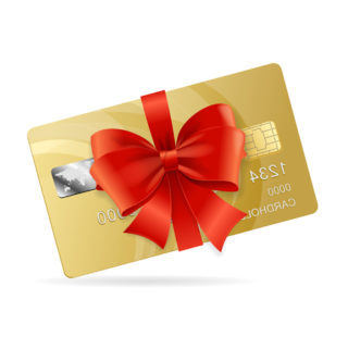 visa gold card for personal use