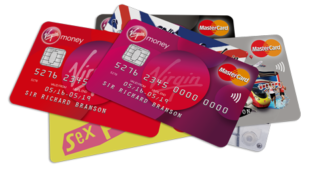 Most popular credit card