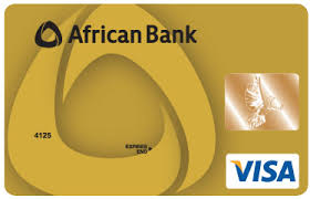 Gold Credit Card African Bank