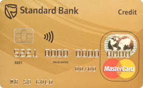 Standard Bank Credit Cards